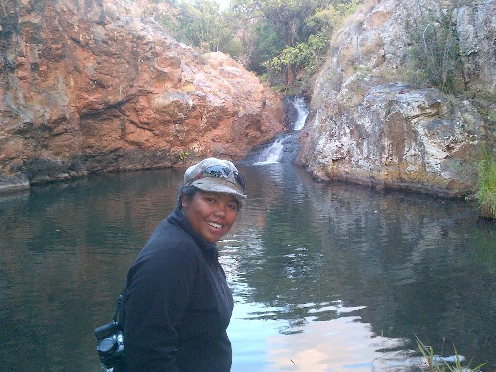 La piscine naturelle de Mashovhela – Afrique du Sud