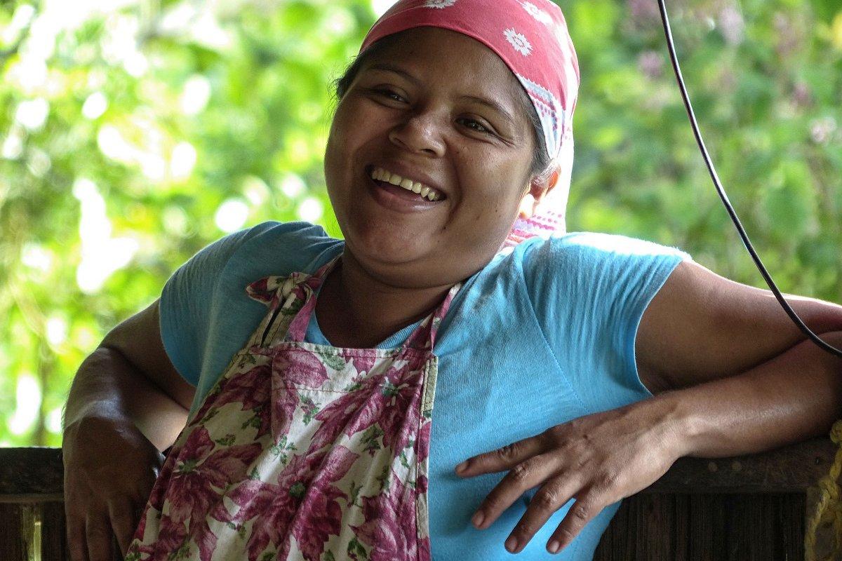 Indienne Bribri – Costa Rica