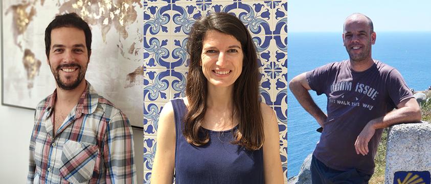 Florian, Valérie et Eric nous racontent ces derniers mois en Croatie, au Portugal et en Espagne.