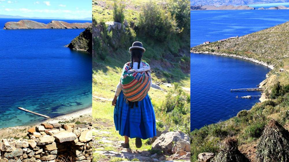 Isla del Sol – Lac Titicaca, Bolivie