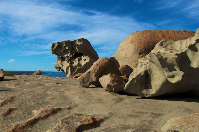 Kangaroo Island – Remarkable Rocks
