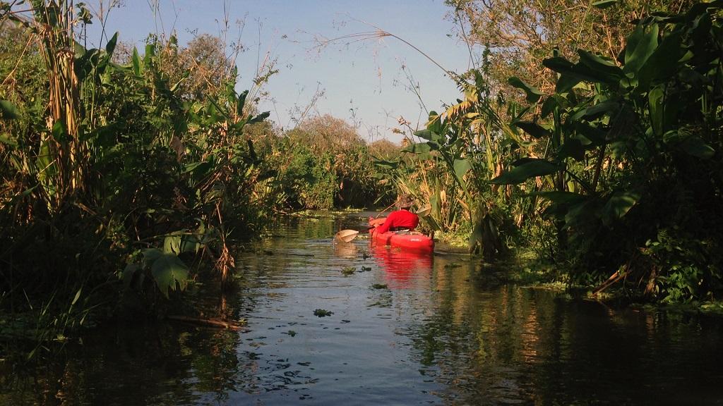 Kayak, Rio Istian – Nicaragua