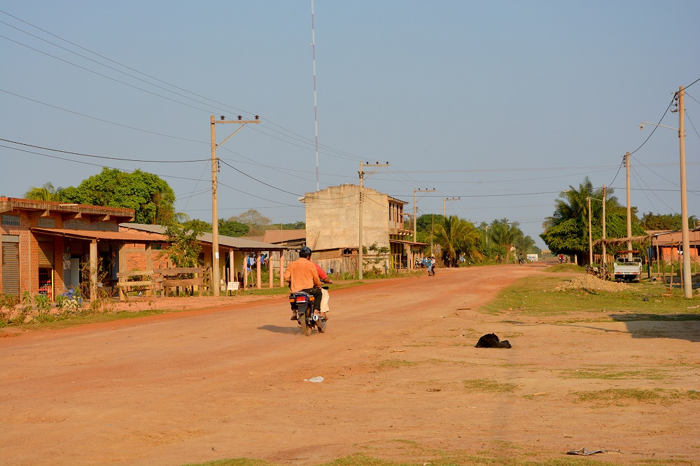La campagne de Rurrenabaque de jour – Amazonie bolivienne