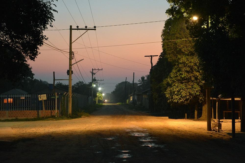 La campagne de Rurrenabaque de nuit – Amazonie bolivienne