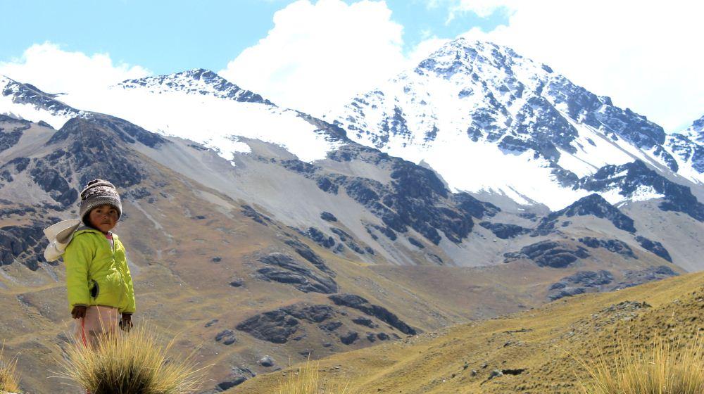 La Cordillère Royale – Bolivie