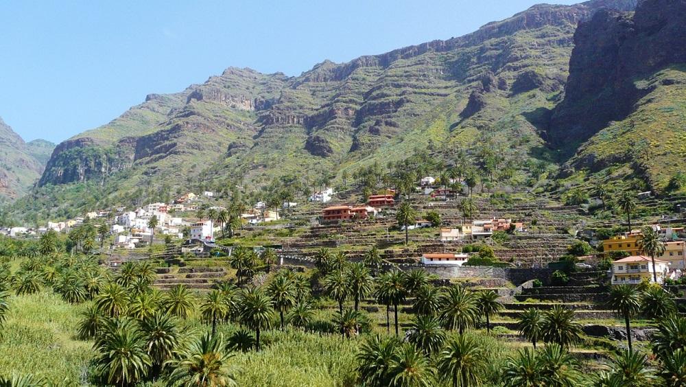 La Gomera, Canaries