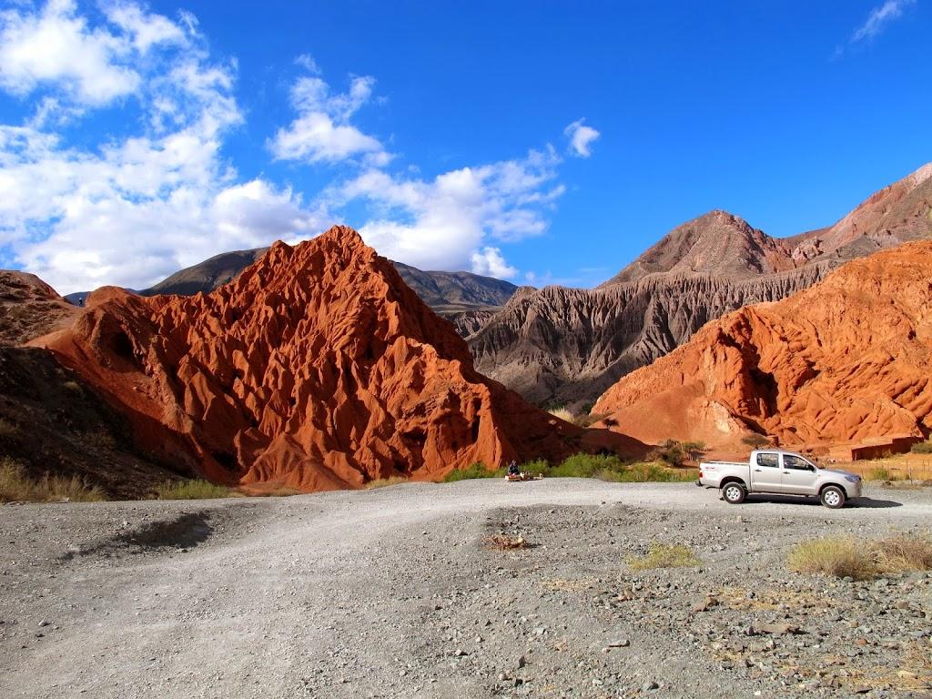 La route de Purmamarca – Nord Ouest Argentin