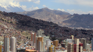 Bolivie : trek de La Paz – Muela del Diablo