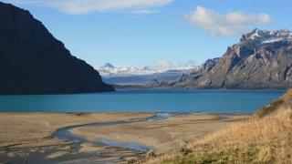 Lac San Martin – El Calafate, Patagonie argentine