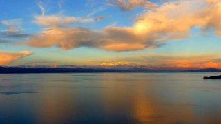 Traversée du légendaire lac Titicaca en Bolivie