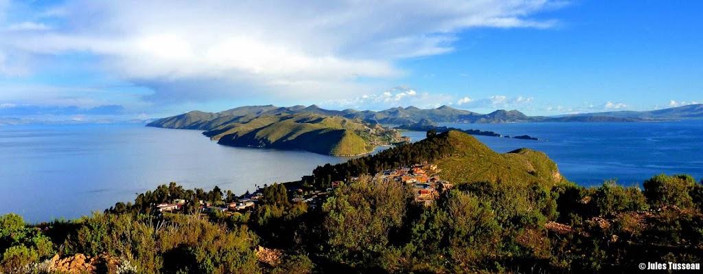 Lac Titicaca – Bolivie