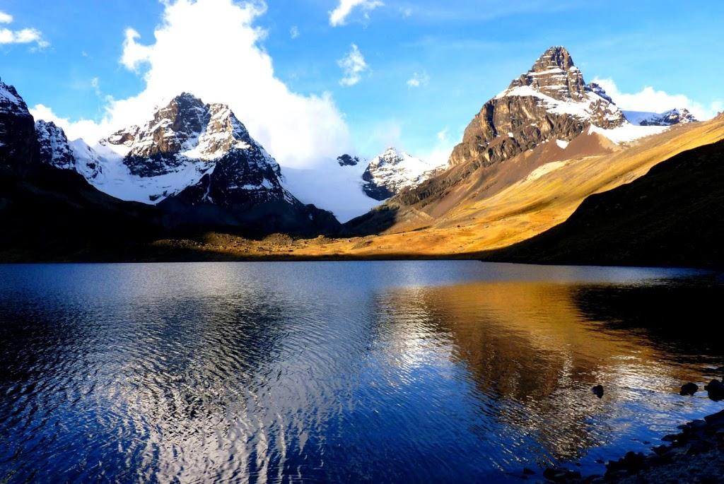 Laguna Chiar Khota – Cordillère Royale – Bolivie