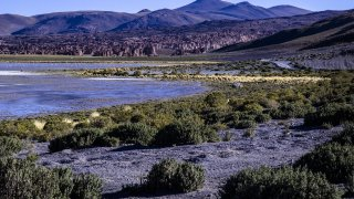 Laguna Chullunkani – Lipez