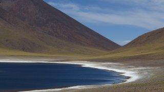 Laguna Miñiques -Chili