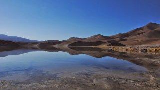 Laguna Santa Rosa – Chili