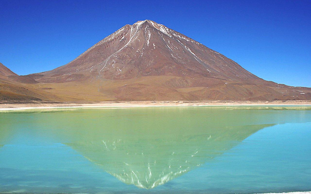 Laguna verde – Bolivie