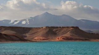 Laguna Verde – Cordillère des Andes – Chili