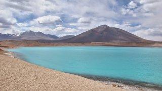 Laguna Verde et Volcan Ojo del Salado – Chili