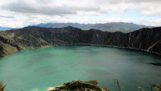 Balade au coeur des Andes en Equateur
