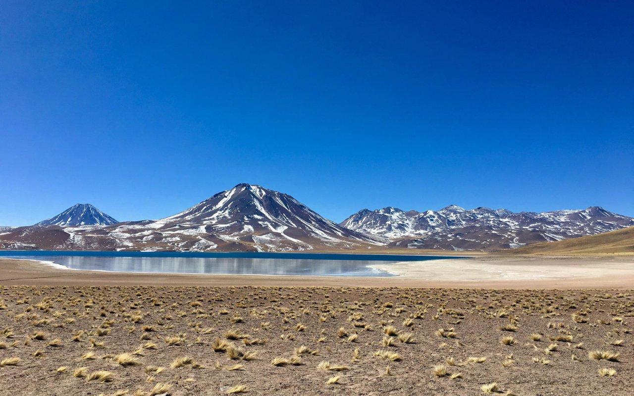 Lagunes Miscanti y Miniques – voyage au Chili