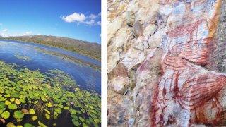Lapinha – navigation et peintures rupestres, voyage Brésil