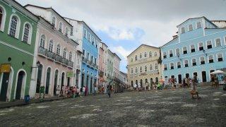 Largo do Pelourinho – Salvador de Bahia