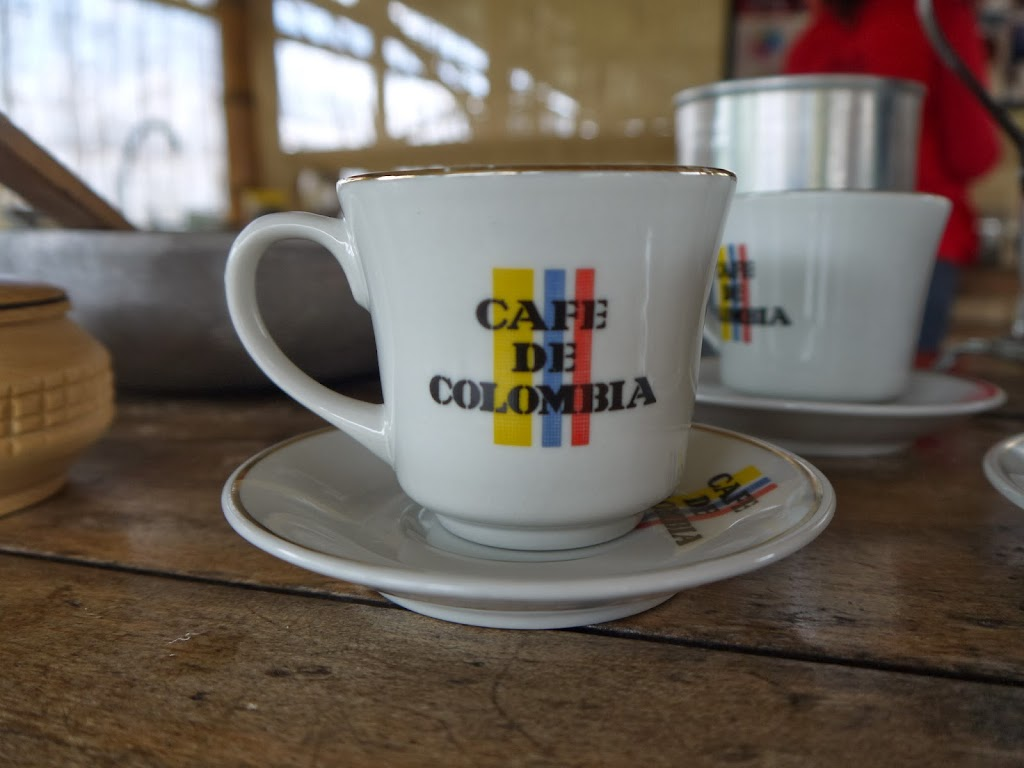 Le Café de Colombie
