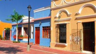 Le centre historique de Santa Marta – Colombie