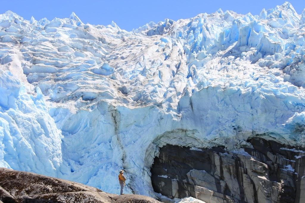 Le glacier Leones – Patagonie Chili