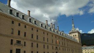 Le surdimensionné Escorial de Madrid