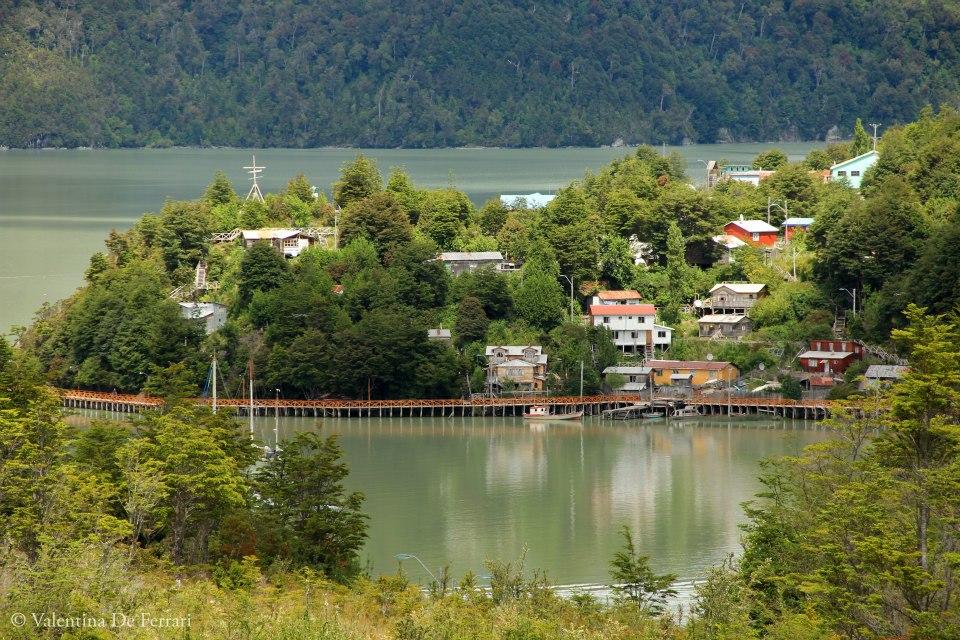 Le village de Tortel – Patagonie Chili