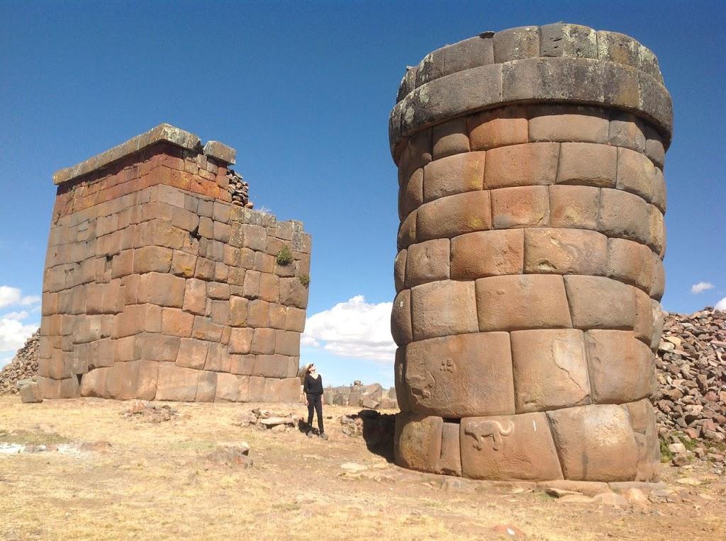 Les Chullpas – Pérou