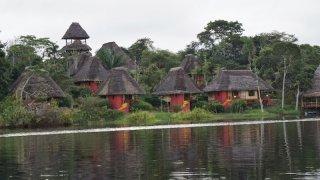 Napo Wildlife Center Lodge – Amazonie, Equateur
