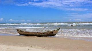 Mangue Seco, village de pêcheurs au Nord du Brésil