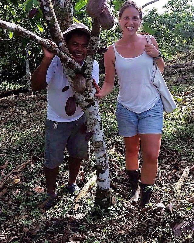 Manuel & Gabrielle à Finca Cacao – voyage au Nicaragua