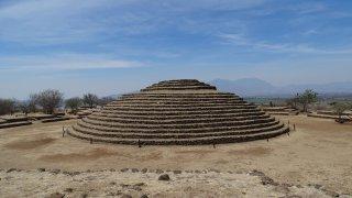Guachimontones – Mexique