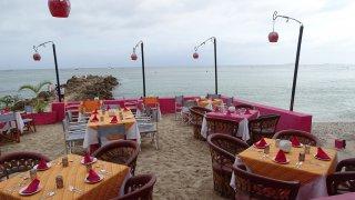 Restaurant Punta Mita – Mexique