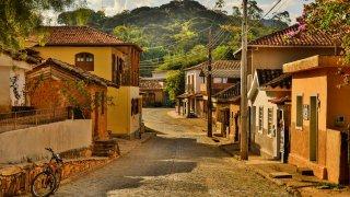 Brésil : la route des diamants au Minas Gerais