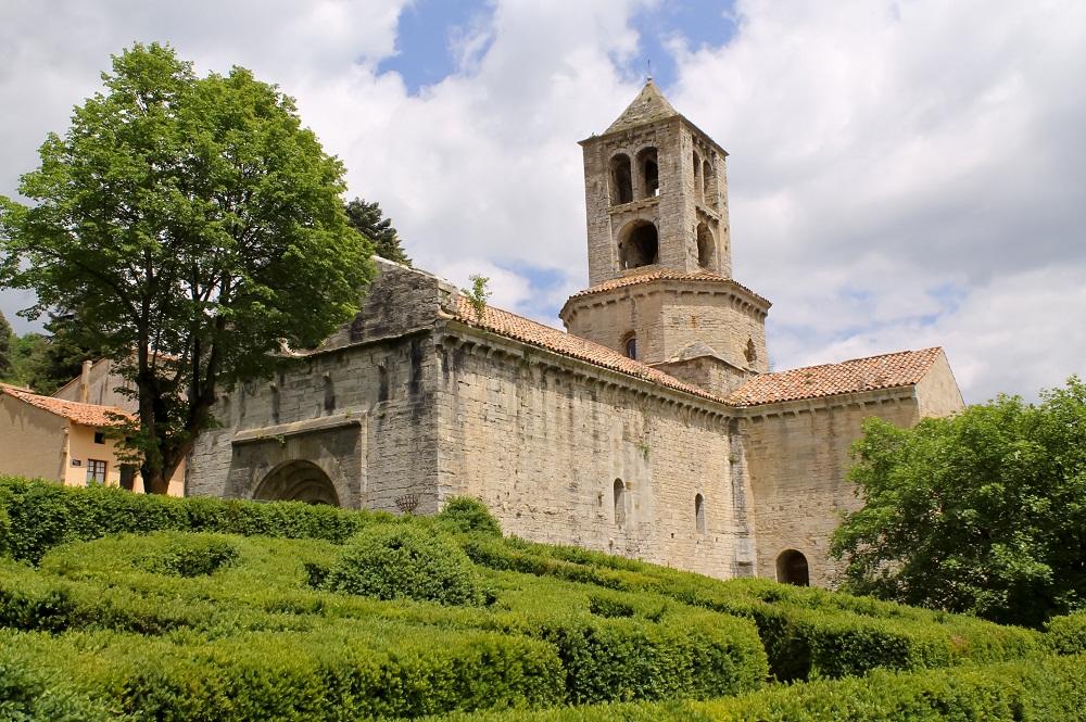 Monastère de Camprodon en Catalogne