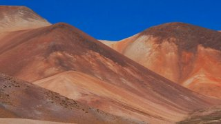 Chili : la cordillère au mille couleurs