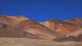 Montagnes colorées – Chili
