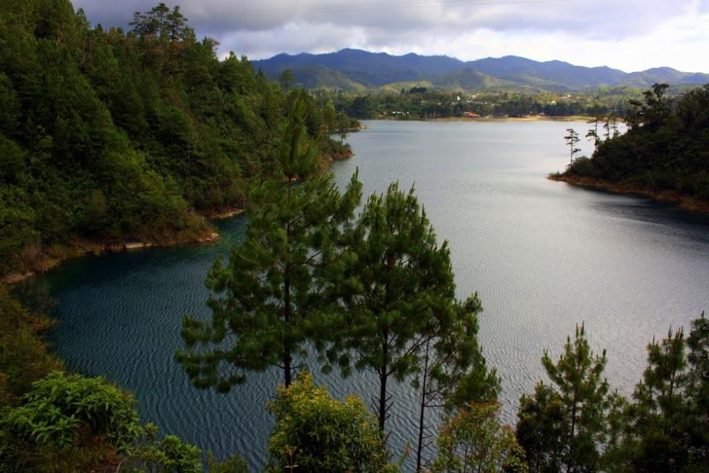 Lacs au Chiapas – Mexique