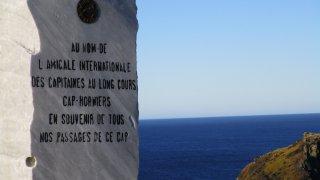 Monument des Cap Horniers Malouins