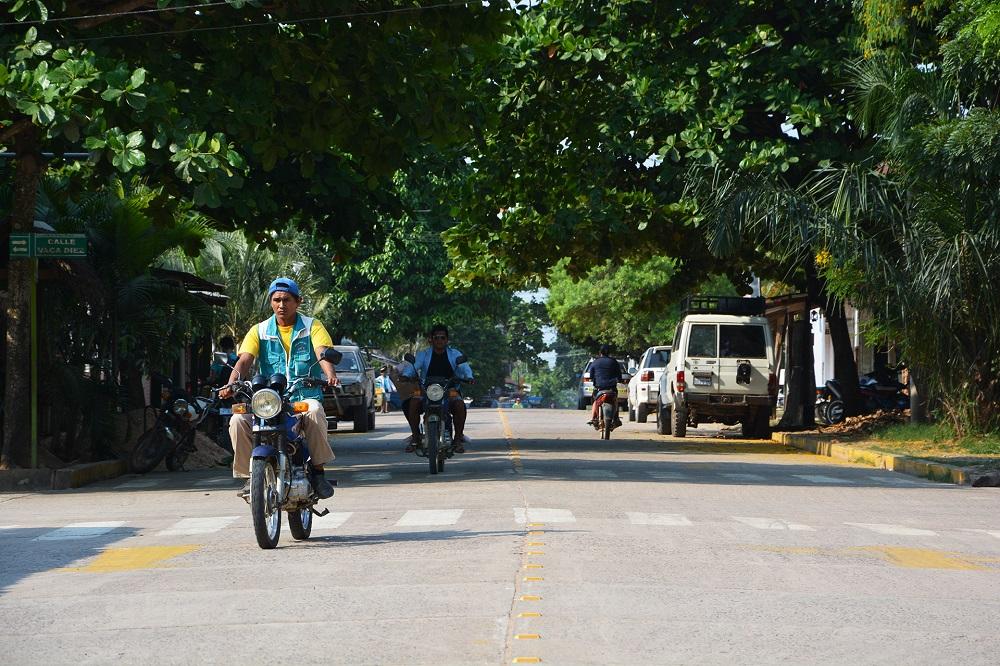 Mototaxis à Rurrenabaque – Amazonie bolivienne