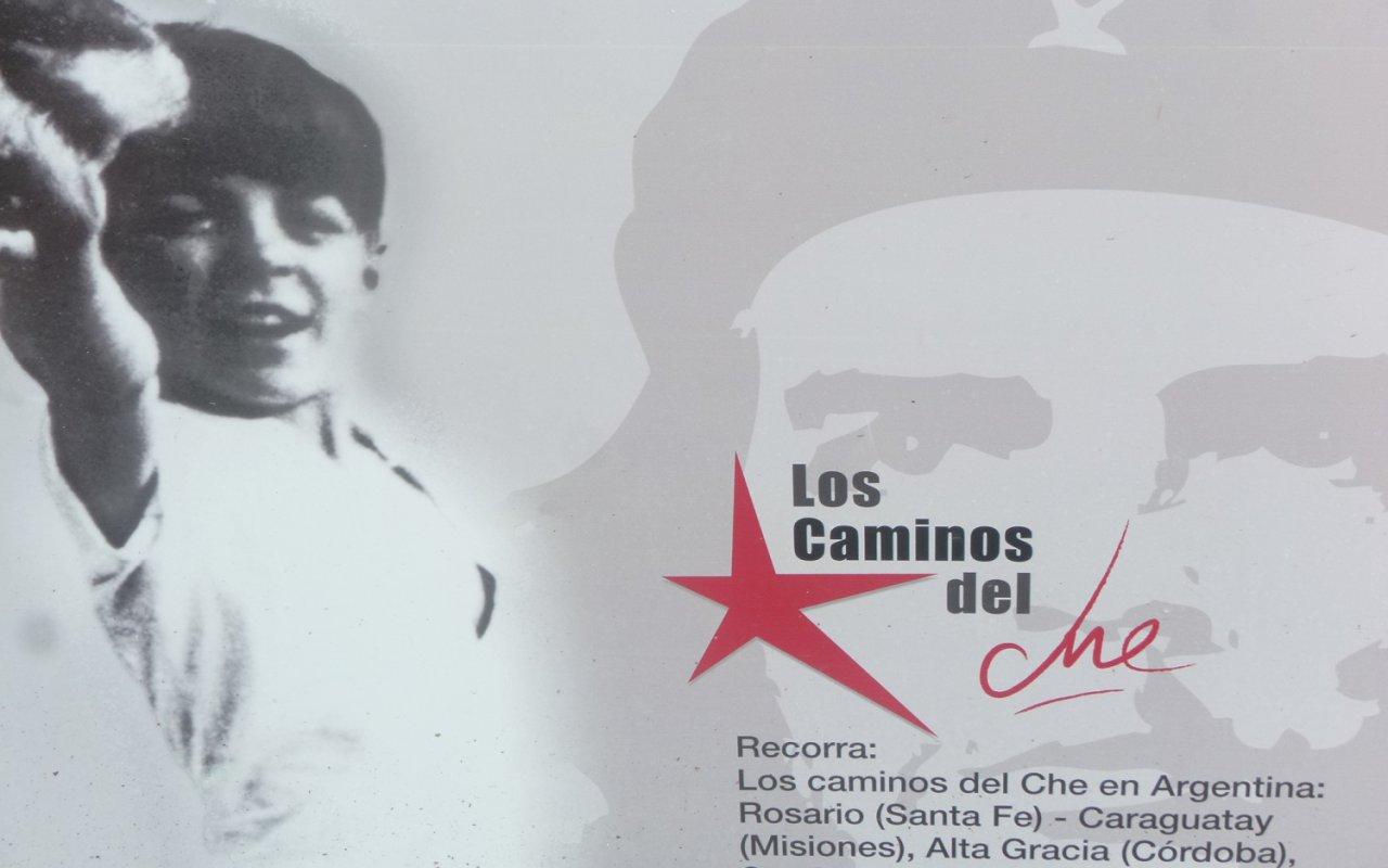 Maison Musée de Che Guevara à Alta Gracia – Cordoba Argentine