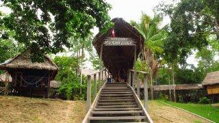 Muyuna Lodge, Iquitos, Amazonie péruvienne