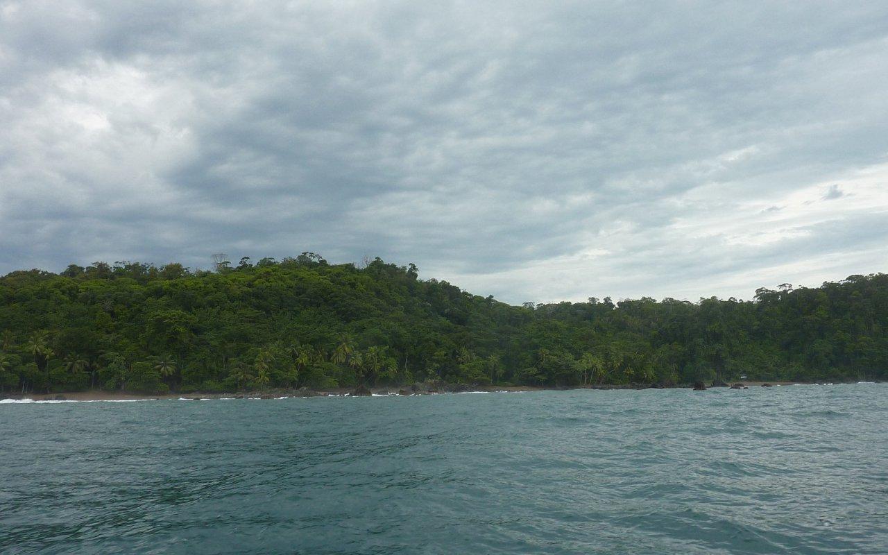 Navigation vers les plages de San Josecito – Parc du Corcovado, Costa Rica