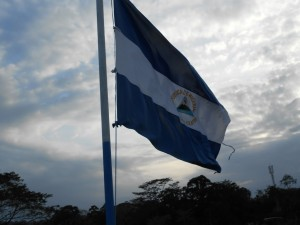 Drapeau du Nicaragua