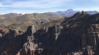 On se sent si petit dans ce décor immense ! voyage bolivie sud lipez