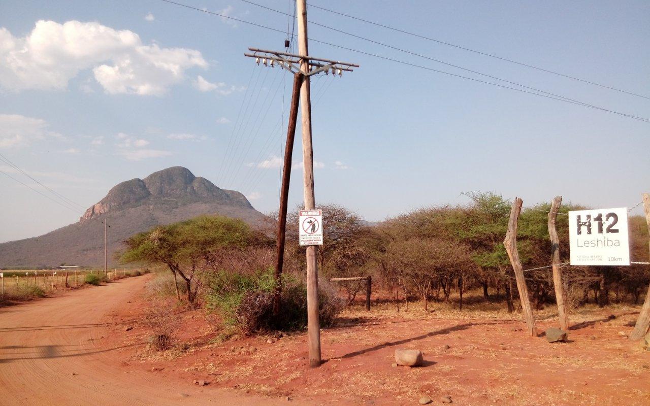On the road to Leshiba – Voyage au Limpopo